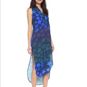 Mara Hoffman star shirt dress